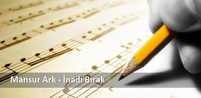 Mansur Ark Inadi Birak Gitar Akoru